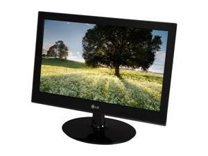 "Famous Brand W2040T-PN Glossy Black 20"" 5ms Widescreen LCD Monitor"