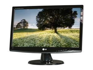 "Famous Brand W2043TE-PF Black 20"" 5ms Widescreen LCD Monitor"