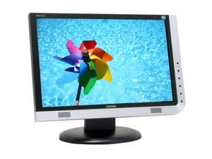 "CHIMEI CMV 937A Silver-Black 19"" 8ms Widescreen LCD Monitor Built-in Speakers"