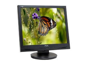 """PSA CY199A Black 19"""" 10ms LCD Monitor Built-in Speakers"""