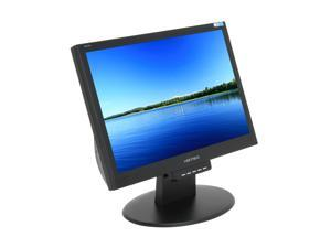 "Hanns-G HB-175APB Black 17"" 8ms Widescreen LCD Monitor Built-in Speakers"