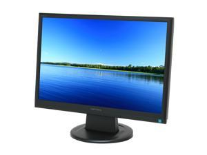 "Hanns-G Hi-221DPB Black 22"" 5ms Widescreen LCD Monitor Built-in Speakers"
