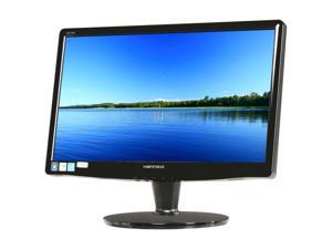 "Hanns-G HZ194APB Black 18.5"" 5ms Widescreen LCD Monitor Built-in Speakers"