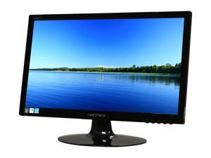 "Hanns-G HL229DPB Black 21.5"" 5ms Widescreen LED Backlight LCD Monitor Built-in Speakers"