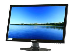 "Hanns-G HL249DPB Black 23.6"" 5ms Widescreen LED Backlight LCD Monitor Built-in Speakers"