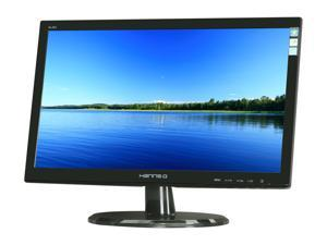 "Hanns-G HL203DPB Black 20"" 5ms Widescreen LED Backlight LCD Monitor Built-in Speakers"