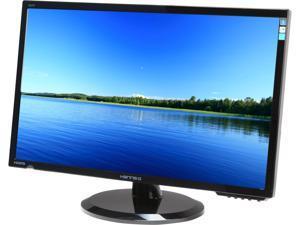 "Hanns-G HL272HPB Black 27"" 2ms Widescreen LED Backlight LCD Monitor Built-in Speakers"