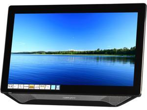 """Hanns-G HT231HPBU Black 23"""" Touchscreen Monitor Multi-Touch (10 points) Built-in Speakers"""