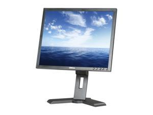 "Dell Professional P190S Black 19"" LCD Monitor with Height Adjustable Stand"