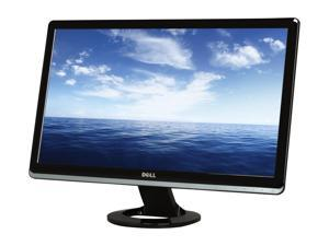 "Dell S2330MX Black 23"" 5ms (2ms GTG) Widescreen LED Backlight LCD Monitor"
