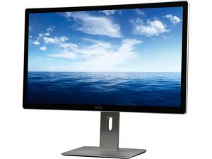 """DELL UP2715K Black 27"""" IPS 8ms Widescreen 5K Resolution Monitor 5120 x 2880 USB x 3 and Display Port x 2"""