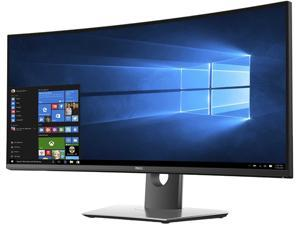 "Dell UltraSharp U3417W 34"" White LED Edge LCD Monitor - 21:9 - 5 ms"