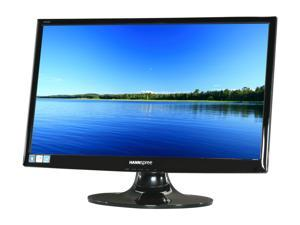 "HANNspree HF Series HF235DPB Black 23"" 5ms Widescreen LCD Monitor Built-in Speakers"