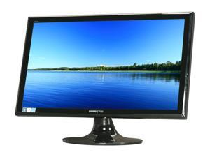 "HANNspree HF255DPB Black 24.6"" 2ms Widescreen LCD Monitor Built-in Speakers"