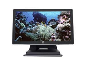 "Elo Touch 1519L Black 15.6"" USB Projected Capacitive Touchscreen Monitor 250 cd/m2 500:1 Built-in Speakers"