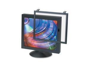 3M EX10XXL Anti-Glare Computer Filter, black flat frame