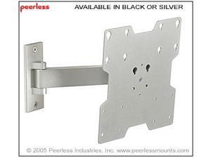 Peerless-AV SP740P-S SmartMount Pivot Wall Arm Silver