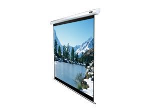 "EliteSCREENS Electric100V Spectrum Ceiling/Wall Mount Electric Projection Screen (100"" 4:3 AR) (MaxWhite)"