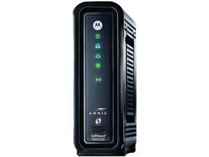 ARRIS SBG6580 SURFboard Wireless Cable Modem Gateway - Certified Refurbished