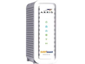 Arris SURFboard SBG6700-AC Wireless Router - Cable Modem - 1600 Mbps - 2.4 / 5 GHz - Gigabit Ethernet