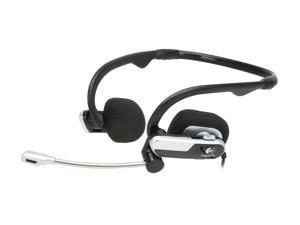 Logitech 980445-0403 Supra-aural Premium Notebook Headset