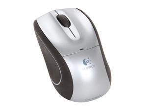 Logitech M505 Silver Wireless Laser Mouse