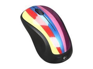 Logitech M310 Big Top Stripe RF Wireless Mouse