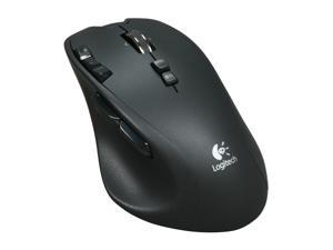 Logitech G700 Black RF Wireless Laser Gaming Mouse