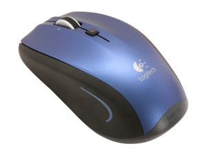 Logitech M515 Blue RF Wireless Mouse