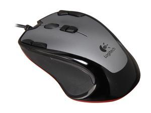 Logitech G300 Black/Gray Wired Optical Gaming Mouse