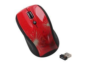 Logitech Couch Mouse M515 910-002434 Red RF Wireless Mouse - Dragonfly Pop
