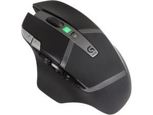 Logitech G602 910-003820 Black 11 Buttons 1 x Wheel USB RF Wireless Optical Gaming Mouse