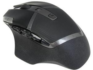 Logitech G602 Black 11 Buttons 1 x Wheel USB RF Wireless Optical Gaming Mouse