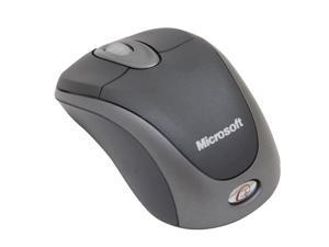 Microsoft Wireless Notebook Optical Mouse 3000 - Slate - OEM