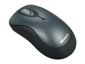 Microsoft BX4-00003 Black Wireless Optical Mouse