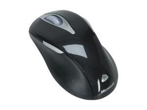 Microsoft 63A-00001 Black Wireless Laser Mouse
