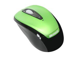 Microsoft Wireless Mobile Mouse 3000 - Green - OEM