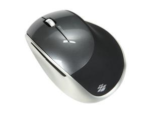 Microsoft Explorer Black/Titanium 2.4 GHz Wireless BlueTrack Mouse - OEM