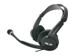 PLANTRONICS GAMECOM 1 Circumaural Stereo Gaming Headset