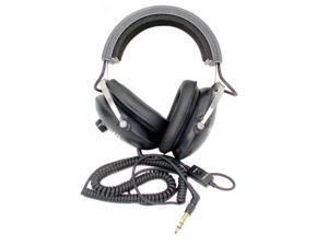 KOSS Black QZ-99 Circumaural Headphone