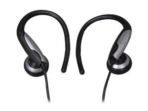Sennheiser OMX 180 In-Ear Headphone with Flexible Ear Hooks and Volume Control