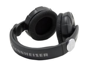 Sennheiser HD215 Circumaural Dynamic DJ Headphone