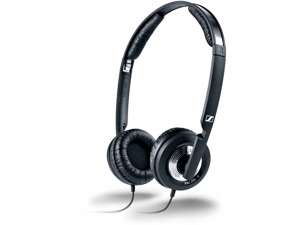Sennheiser PXC 250-II On-Ear Noise Cancelling Travel Headphone