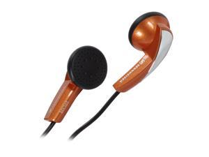 Sennheiser Orange MX 365 Earbud Headphone (Orange)