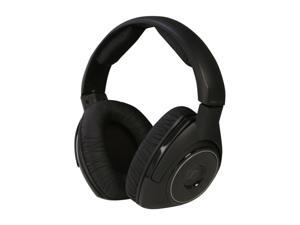 Sennheiser Black HDR 160 3.5mm Connector Around-Ear Supplemental RS160 Wireless Headphone (Charger/Transmitter not included)