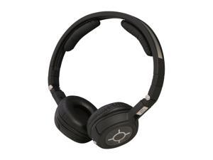 Sennheiser Black MM 450-X On-Ear Foldable Noise Canceling Bluetooth Travel Headphone