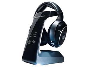 Sennheiser RS 220 Digital Wireless Stereo Headphones (Black)