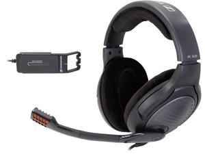 SENNHEISER PC 363D Circumaural Headset - Black