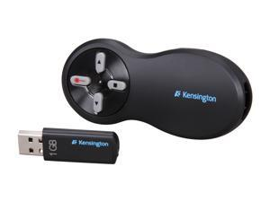 Kensington K72336US Wireless Presentation Remote with Laser Pointer and Memory