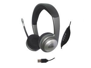 Connectland CM-5008-U Circumaural Ear Hook Stereo Headset